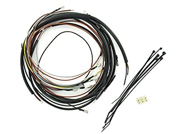 KWO Wiring Harness Kit Complete Simson Schwalbe KR51/1, VAPE ... on