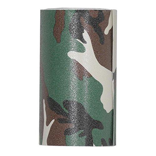Jessup Grip - Hoja de Cinta Adhesiva para monopatín, 28 x 104 cm, Antideslizante, sin Burbujas, fácil de aplicar,...