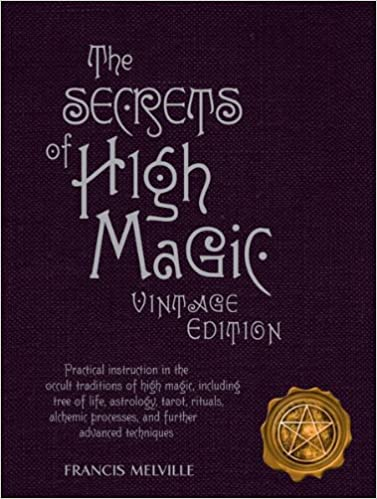 Amazon com: The Secrets of High Magic: Vintage Edition
