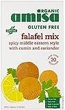 Amisa Gluten Orgánica Falafel Libre 160g Mezcla