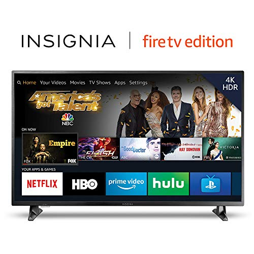 Insignia NS-50DF710NA19 50-inch 4K Ultra HD Smart LED TV HDR