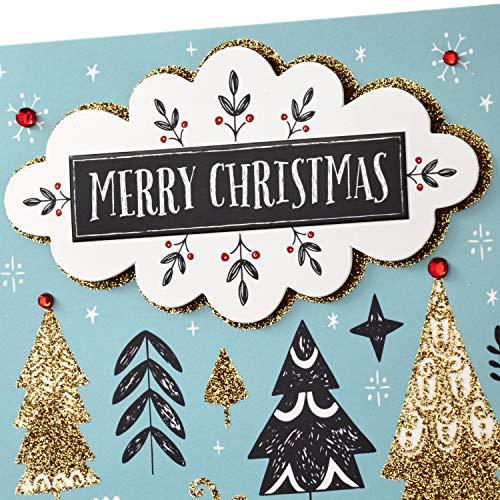 Hallmark Boxed Handmade Christmas Card Assortment (24 Cards and Envelopes) Photo #12