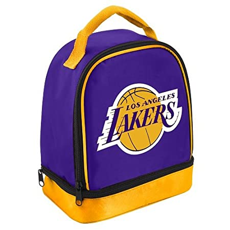 FOCO NBA Unisex Double Compartment Lunch Cooler