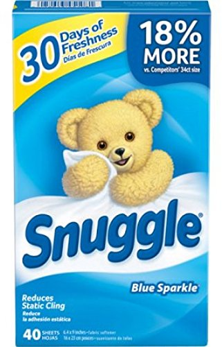 snuggle-fabric-softener-sheets-blue-sparkle-40-ct