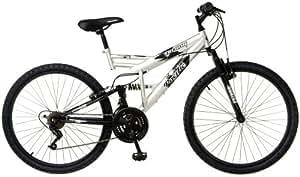 Pacific Tuscon Men's Dual-Suspension Mountain Bike (26-Inch Wheels)