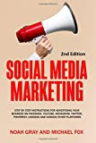 Best Books On Social Media - Social Media Marketing: Step by Step Instructions For Review