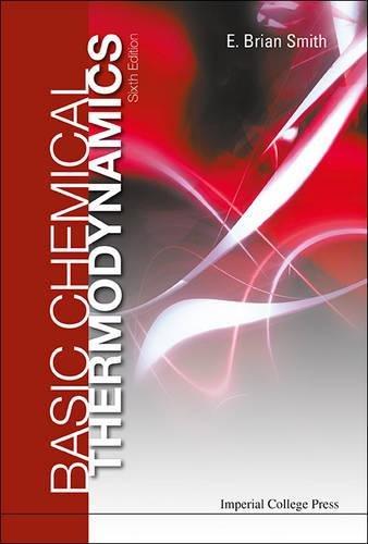 Basic Chemical Thermodynamics
