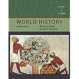 World History, Volume I: To 1800