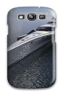 Cute Appearance Cover/tpu DAracQS830XdHOg Yacht Case For Galaxy S3