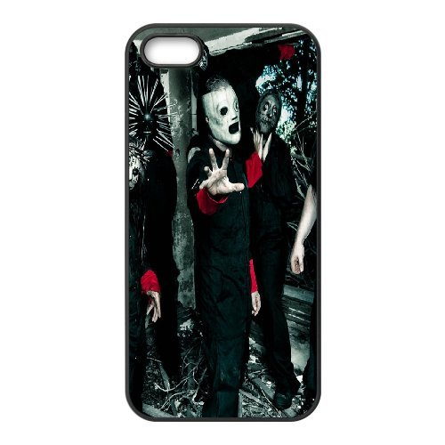 Slipknot Phone Case And One Free Tempered-Glass Screen Protector For iPhone 5,5S T248070
