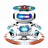 Electronics Kids Best Deals - PowerLead Kids Electronic Walking Dancing Smart Space Robot Astronaut Music Light Toy