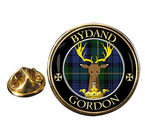 Gordon Scottish Clan Crest Badge with Gift -