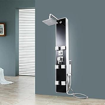 KaO0YaN-Shower Vidrio Templado Mampara De Ducha Ducha Set De Ducha ...