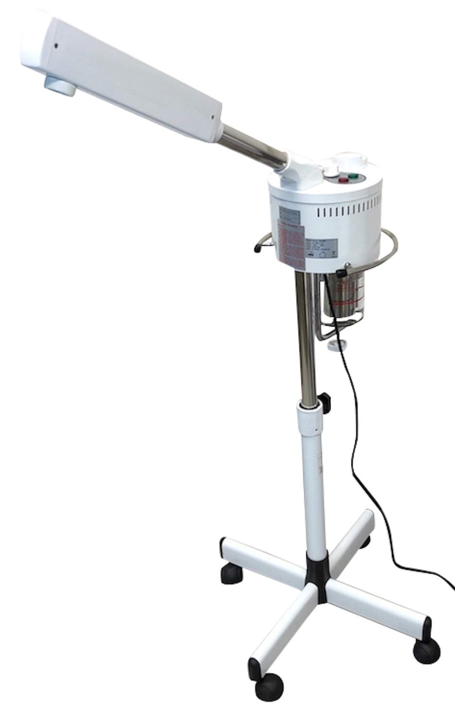 DevLon NorthWest Ozone Facial Steamer 750W Machine Spa Salon Ozone Steamer Skin Cleaning Equipment: Beauty
