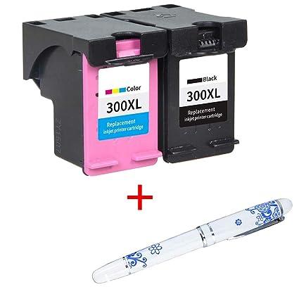 Karl Aiken reciclados HP 300 Cartuchos de Tinta Compatible con HP ...