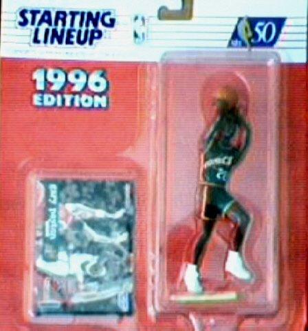 Gary Payton 1996 Edition NBA Seattle Sonics Sports Superstar - Mall Kenner