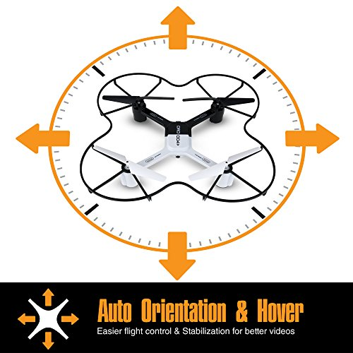 Sharper Image Dro 004 Lunar Drone With Smartphone Viewing Virtual