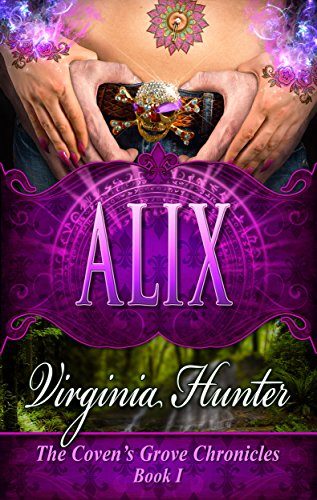 Alix by Virginia Hunter