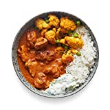 Amazon Meal Kits, Chicken Tikka Masala with Spiced Cauliflower & Peas, Serves 2