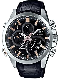 CASIO EDIFICE TIME TRAVELLER EQB-500L-1AJF MENS JAPAN IMPORT