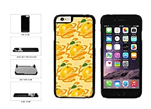 Orange Citrus Fruit Plastic Phone Case Back Cover Apple iphone 4 4s inches screen) includes diy case Cloth and Warranty Label