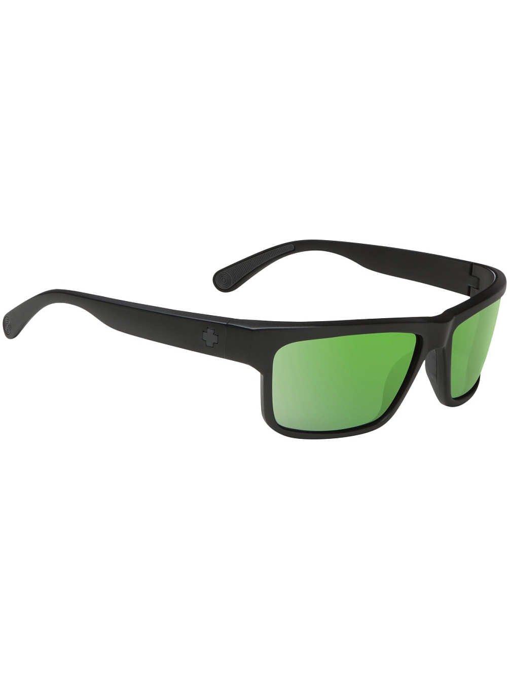 Spy Optic Frazier Polarized Wrap Sunglasses, 59 mm (Matte Black)