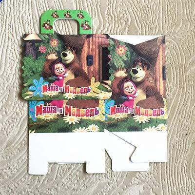 masha Y Oso Decoración De Fiesta De Cumpleaños Kids Party ...