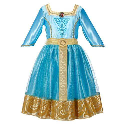 Disney Princess Brave Merida Royal Dress -