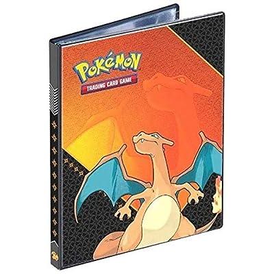 Pokemon: Charizard 9-Pocket Portfolio: Toys & Games