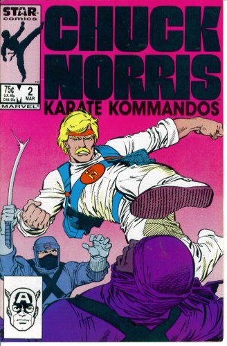 Zombie Fester (Chuck Norris and the Karate Kommandos #2 : Margie (Marvel)