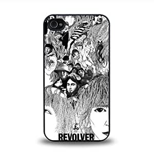 For Case Samsung Galaxy S4 I9500 Cover case protective skin cover with forever rock band The Beatles cool poster design #12