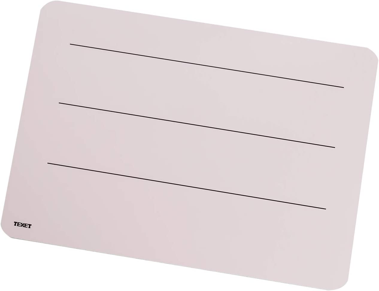 Texet A4 3Line Double-Sided Lapboard Pink PK5