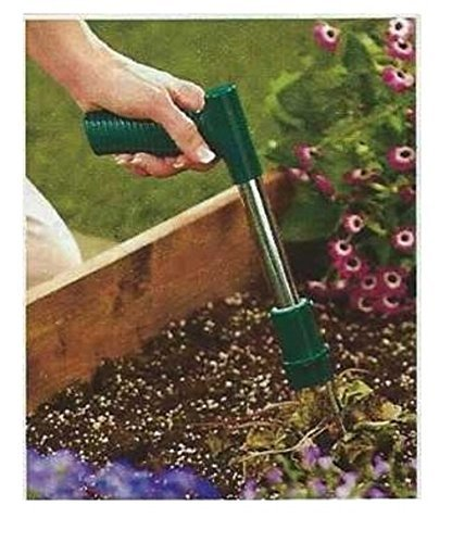 Trenton Gifts Quick Effective Short- Handled Easy Weed Grabber | Easily Remove Weeds Down To The Root | By by Trenton Gifts (Image #1)