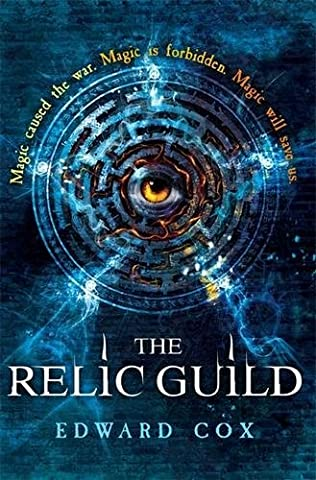 book cover of The Relic Guild