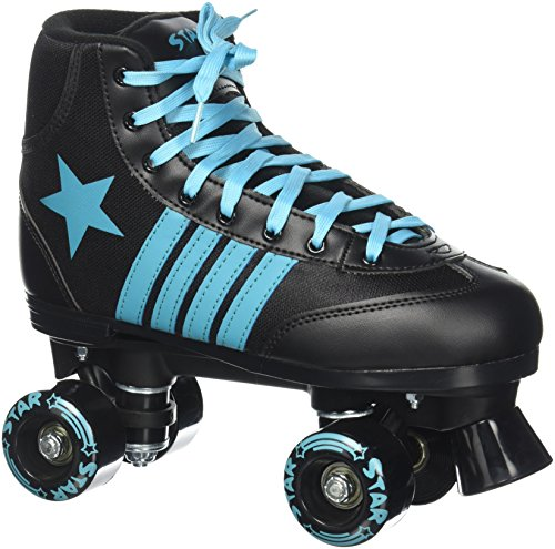 Epic Skates Star Hydra Indoor/Outdoor Classic High-Top Quad...