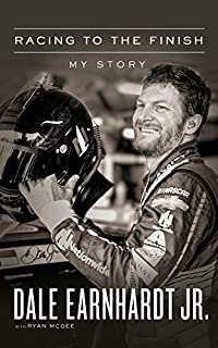 Book Cover: Racing to the Finish: My Story