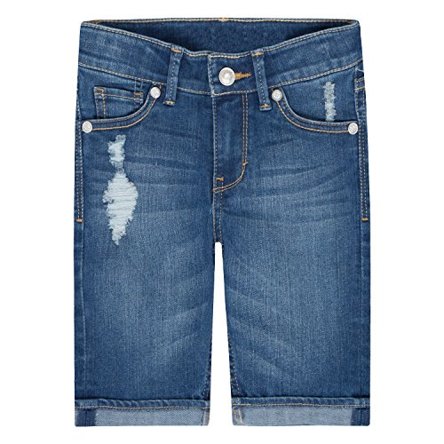 Levi Elastic Waist Jeans - 9