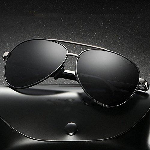 tamaño mujer conducción conducción de sol One Gafas Gafas Gafas Gafas de Bikini coloridas size Gold Gafas Brown sol de para Espejo para hombre de polarizadas de rana Color de sol w6TqgpwRF