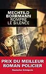 Rompre le silence par Borrmann
