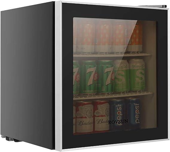 ROVSUN Beverage Refrigerator