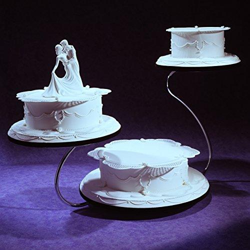 Buy swan cupcake stand