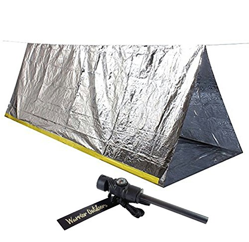 Previous · / Next  sc 1 st  Bug Out Expert & Emergency Mylar Survival Shelter Tent u0026 Survival Fire Starter Kit ...