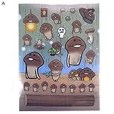 Your touch detective Mushroom Garden Kittopetakku A (japan import)