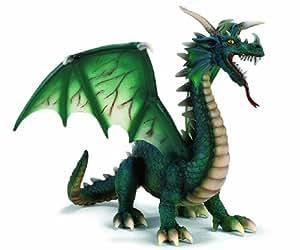 Schleich - Figura de dragón mítico, color verde (70033)