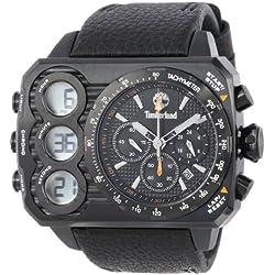 Timberland Men's 13673JSB_02 Analog Chronograph-Digital 3 Hands Date Dual Time Watch