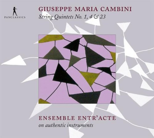 Cambini: String Quintets Nos. 1, 4 & 23