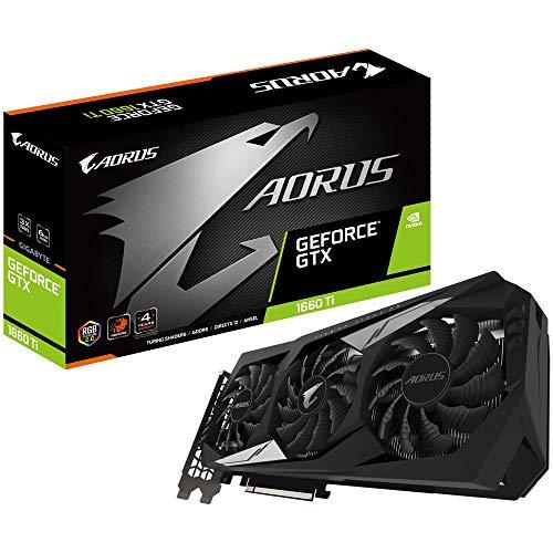 GIGABYTE AORUS GeForce GTX 1660 Ti Windforce