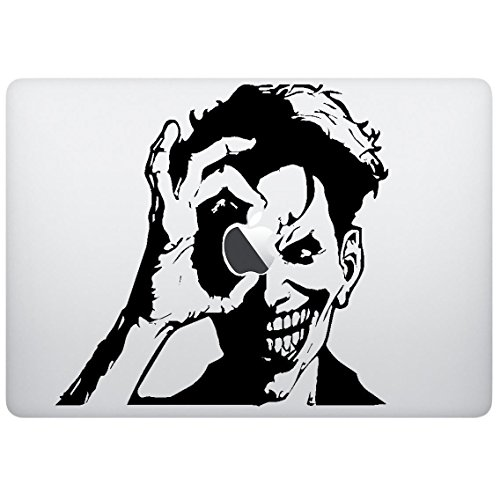 [Sticker decal with fictional comics character design, Computer Sticker, Laptop Sticker, Macbook Sticker, Ipad Sticker, Computer Decal, Laptop Decal, Ipad Decal. Cool Accessories for Laptop, Macbook.] (Ares Costumes Injustice)