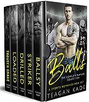 Balls: The Complete Players Collection (A Sports Romance Box Set) (Bad Boy Bundles)