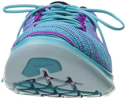 Corsa Blue da blk Free Vlt Scarpe Gamma Blu Bianco Donna Nike W White RN Flyknit hypr Motion 0wOgYHP